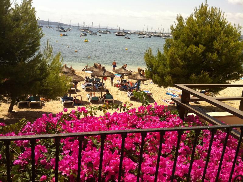 Casa Mallorquina frente al mar en Mallorca Puerto Pollensa, location de vacances à Majorque