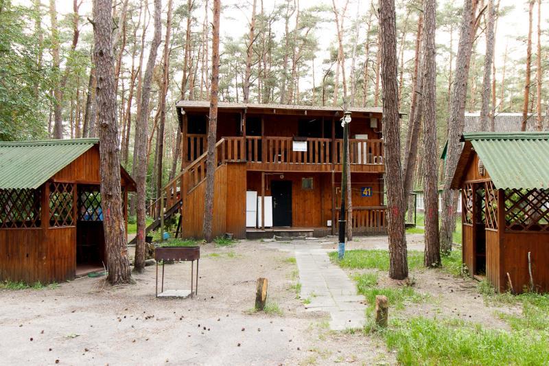 У Галины. Несколько домиков в сосновом лесу, vacation rental in Kaliningrad Oblast