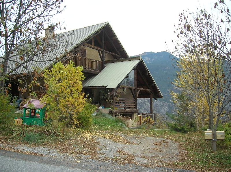 Magnifique T2, vacation rental in Freissinieres