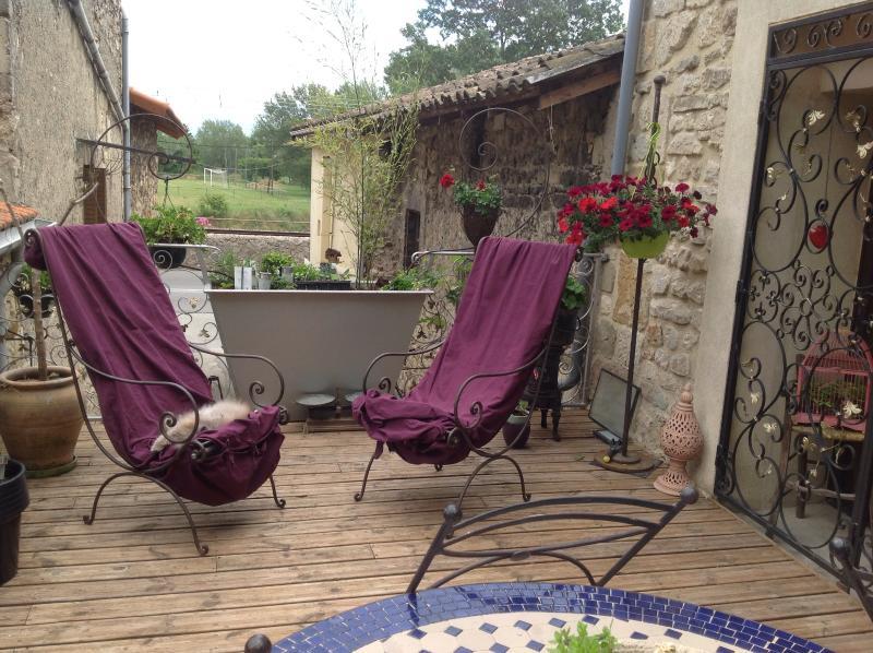 Antre de Siméon Insolite, vacation rental in Chabeuil