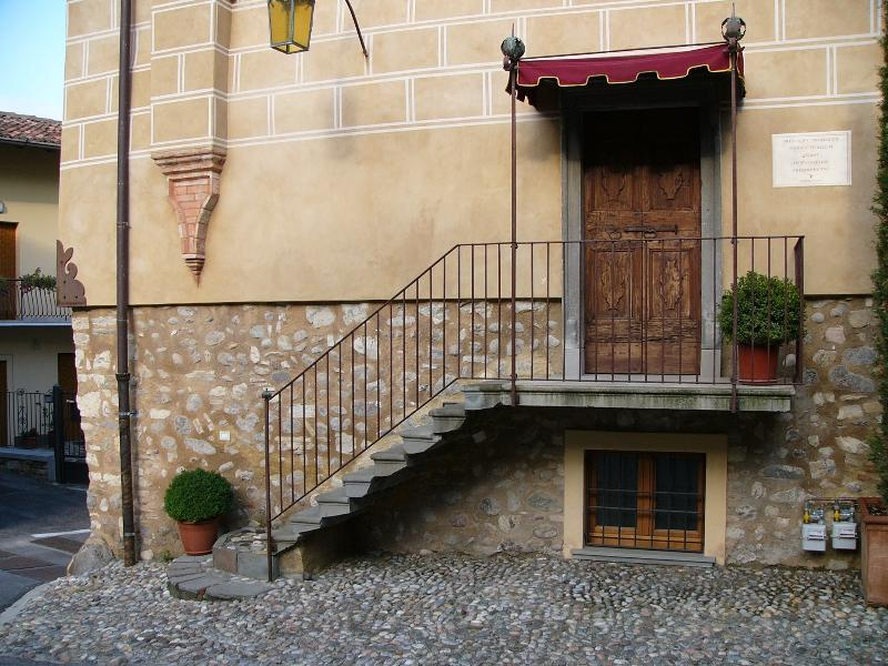 The castel, holiday rental in Sarnico