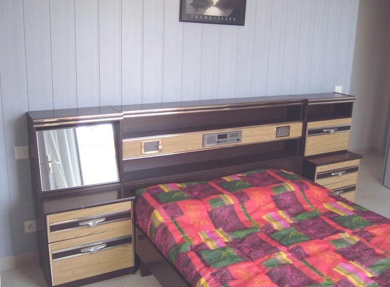 2nd double bedroom (ground floor)