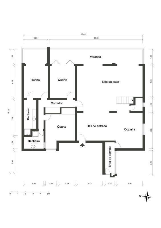 Floorplan: Level 1 - 10th floor