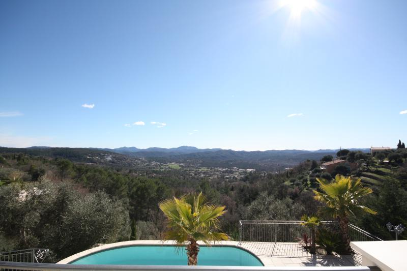 villa bellavista, casa vacanza a Saint-Cezaire-sur-Siagne