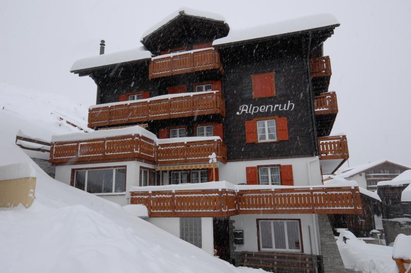 Chalet Alpenruh, alquiler vacacional en Saas-Fee