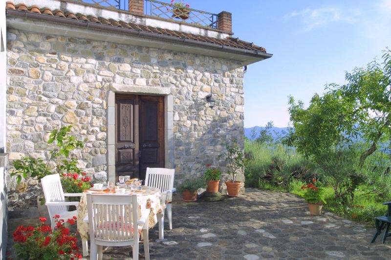 Traditional village home 'Agriturismo Forni Rosaia, holiday rental in Soliera Apuana