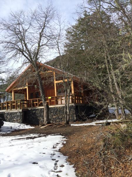 Cabaña El Alerce, Termas de Chillan, ski y montaña, holiday rental in Chillan