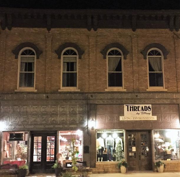 Current view of Historic Loft building