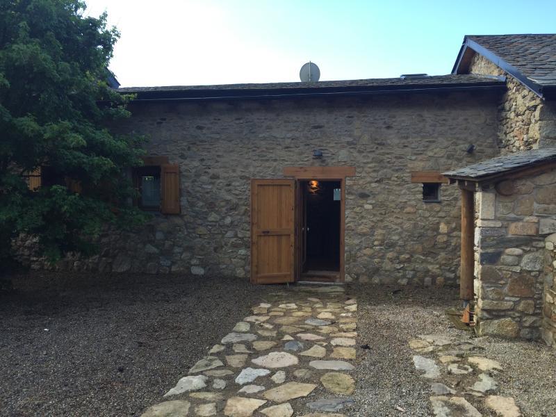 Casa Pajar Totalmente reformado, location de vacances à Angoustrine