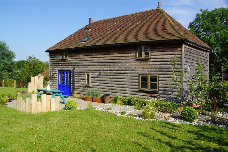The Hay Barn at Eatonden Manor Farm, location de vacances à Burwash