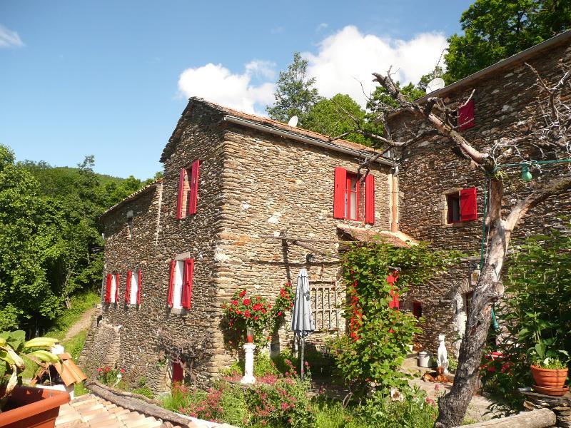 Mistral, holiday rental in Saint-Michel-de-Deze