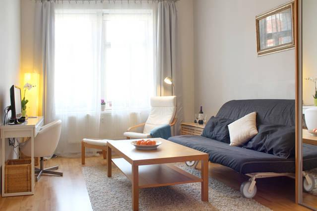 The Perfect Studio for Your Visit of Prague, holiday rental in Karlstejn