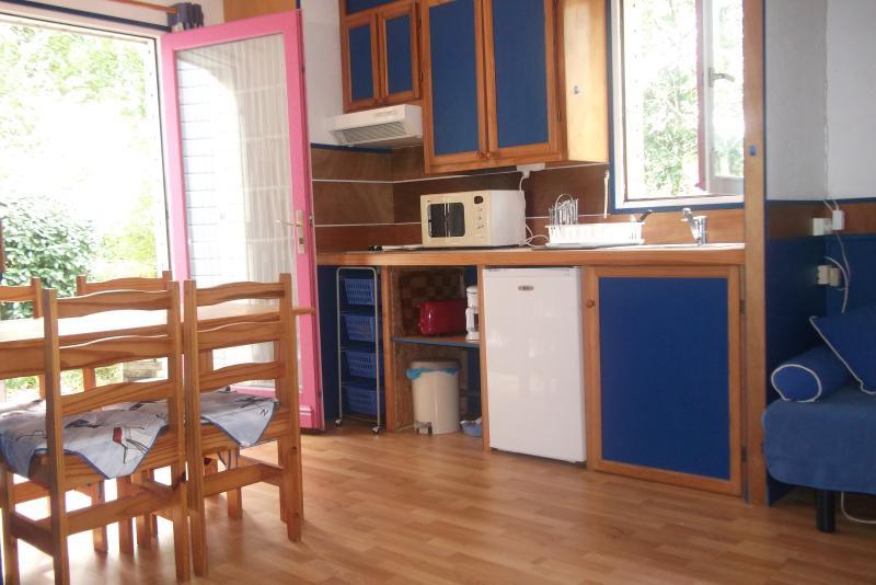 L'Abri du marin, un studio-gîte pour passer un agréable séjour en Bretagne, alquiler vacacional en Plomeur
