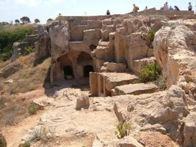 Tomb of the Kings - worth a visit.