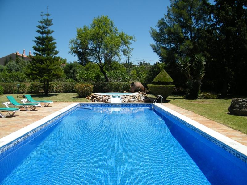 Stunning Garden, 2 Pools, Air Cond.,  Wifi, 10min drive to Albufeira+Zoomarine, alquiler de vacaciones en Alcantarilha