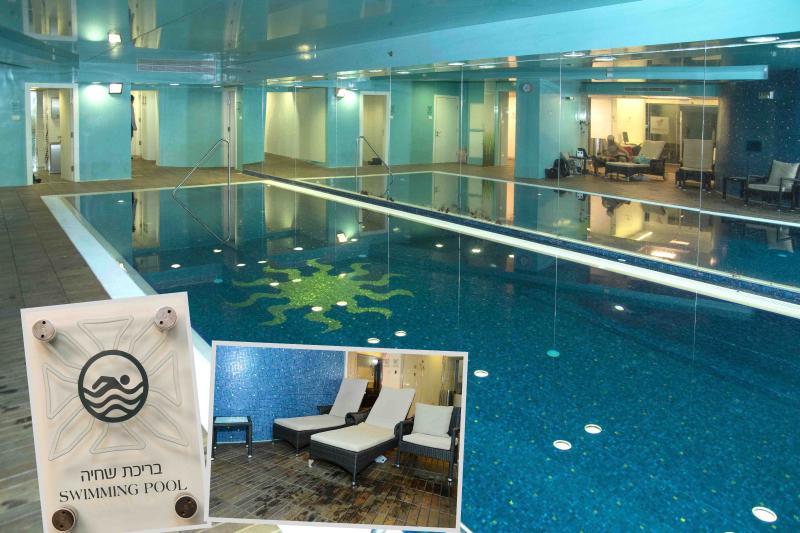 King David Residence with pool !