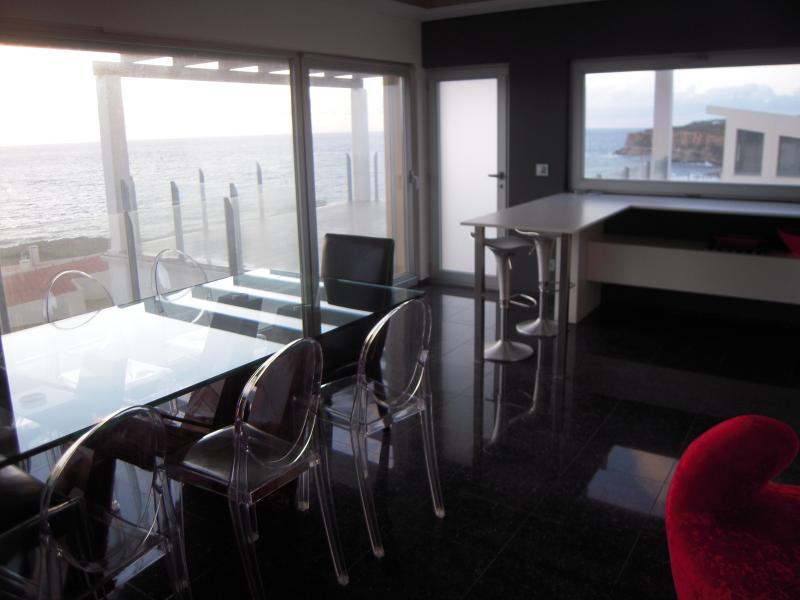 vue panoramique sur la mer, location de vacances à Ericeira