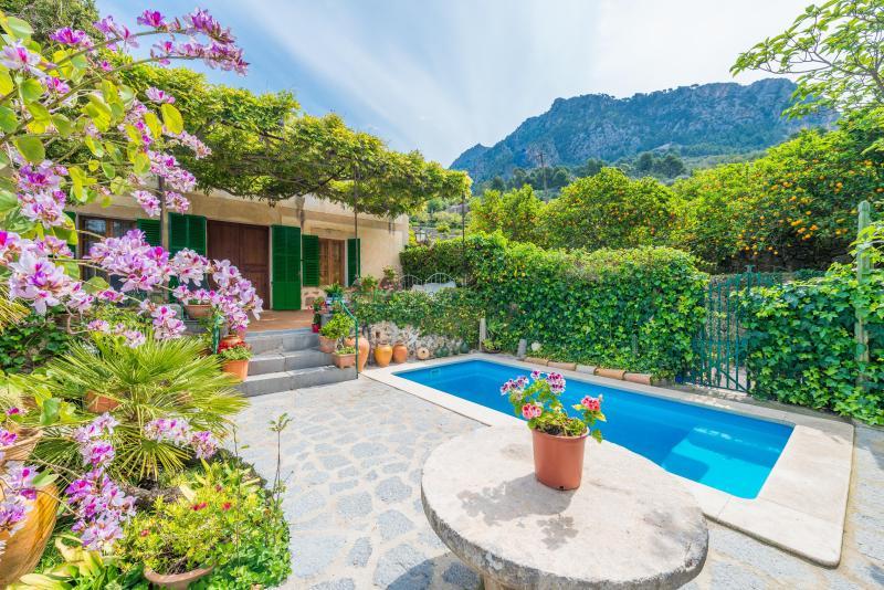 CAS PATRO LAU BIS - Villa for 8 people in Biniaraix (Fornalutx), holiday rental in Sa Calobra