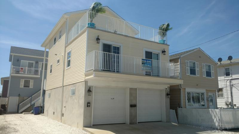 The Bada Bing Shore House is Brand New 4 Bedroom and 2 Bathroom house with Central AC - LUX Living