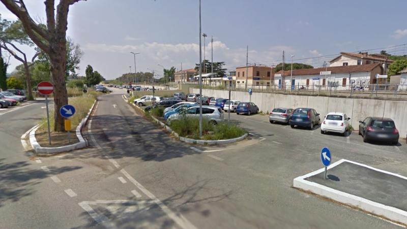 Palidoro Station