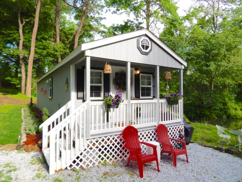 Apple Blossom Cottage of Gettysburg Hot Tub is an extra fee, holiday rental in Biglerville