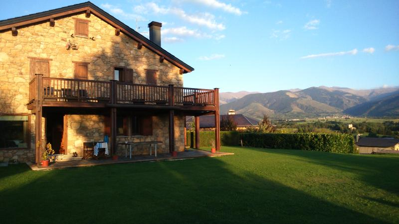 home to 3 winds with garden of 2300 m2