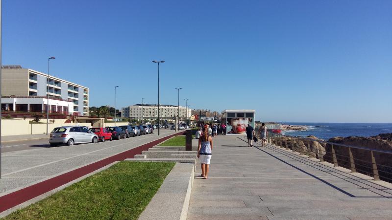 Porto Gaia - Apt 2 rooms, 50m beach private terrac, Ferienwohnung in Vila Nova de Gaia