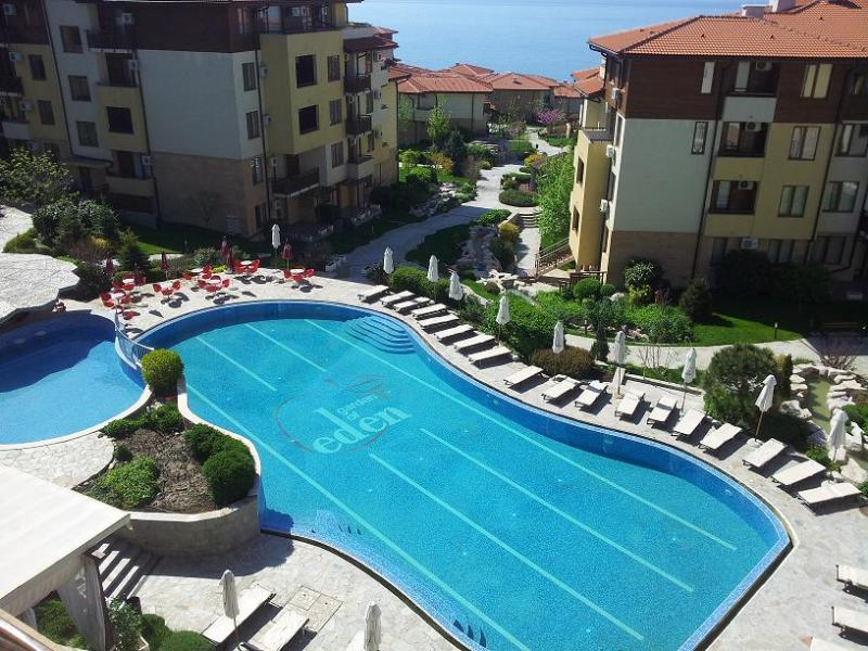 BORIANA 319 - GARDEN OF EDEN RESORT - BLACK SEA COAST BULGARIA, vacation rental in Sveti Vlas