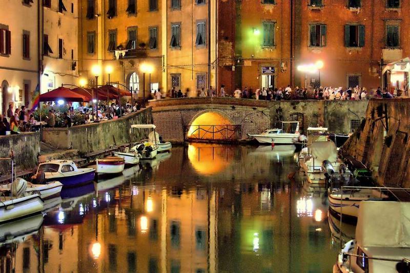 Effetto Venezia, manifestazione estiva a Livorno