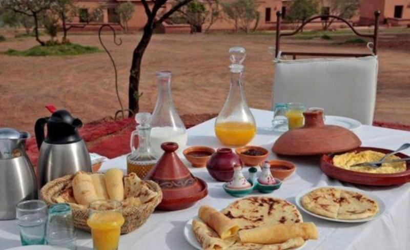 location appart Marrakech traditionnelle gratuit