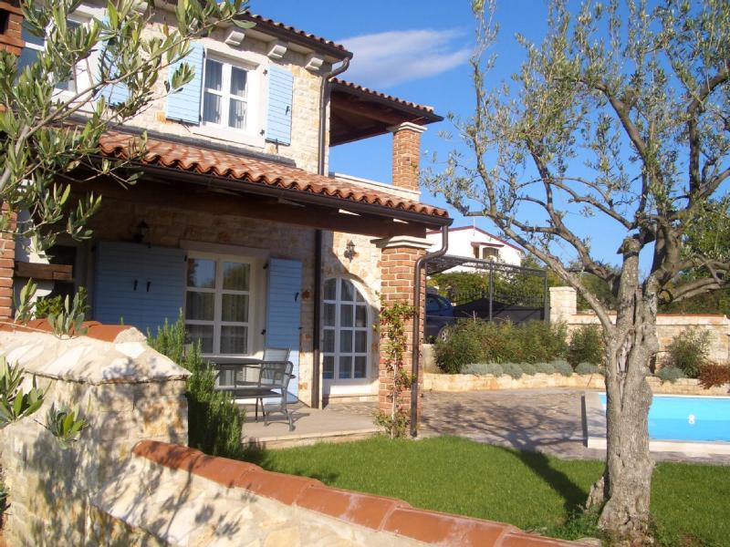 Villa Maslinova Grana, vacation rental in Cervar Porat