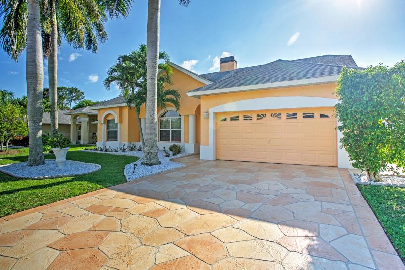Catch some rays at this exquisite  Naples vacation rental home!