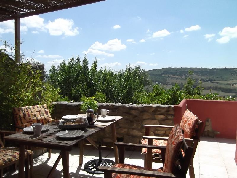Casa Montecote - Eco Resort, Estudio para 4 Personas. – semesterbostad i Vejer de la Frontera