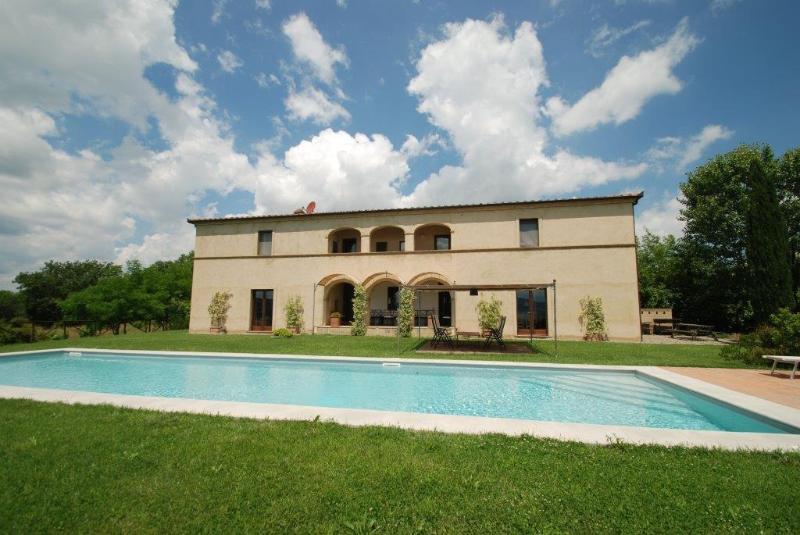 Villa Arbia holiday vacation villa rental italy, tuscany, siena, holiday vacatio, vacation rental in Buonconvento