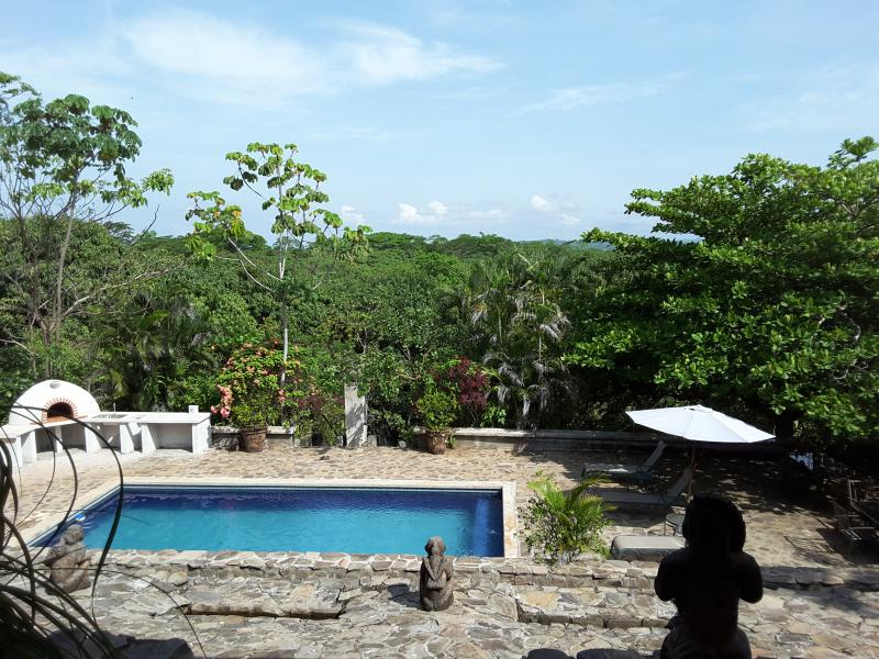3 Eco-Friendly Homes Outside Jaco On Converted Mango/Fruit Plantation, vacation rental in Jaco