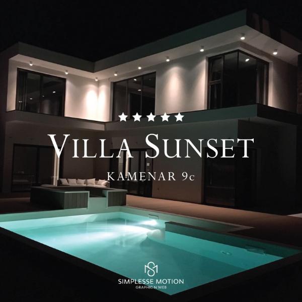 Villa Sunset Primosten, holiday rental in Primosten