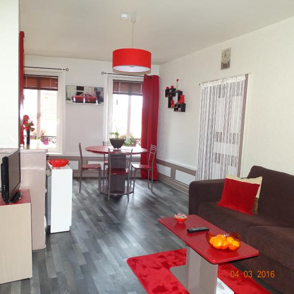 BeauF2 tout confort centre ville, vacation rental in Luneville