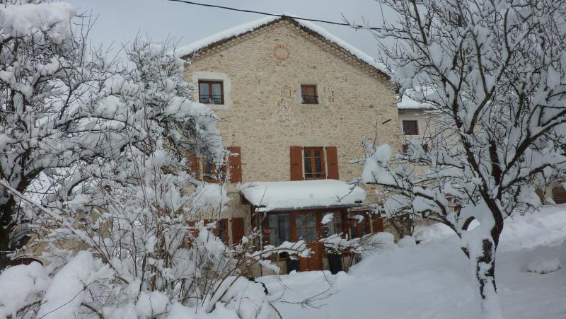 LA FERME DU CHATEAU, location de vacances à Vassieux-en-Vercors