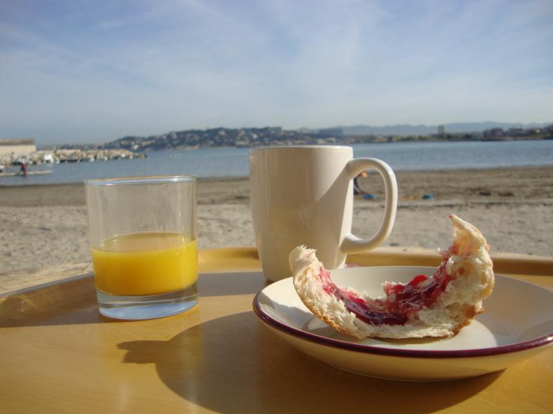 duplex sur la plage vue mer, alquiler vacacional en Marsella