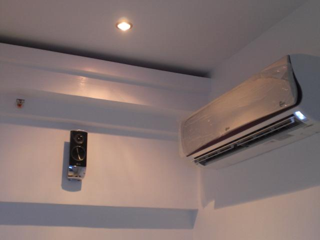 AC Bedroom/ Wall Washer Mood Lighting, speakers