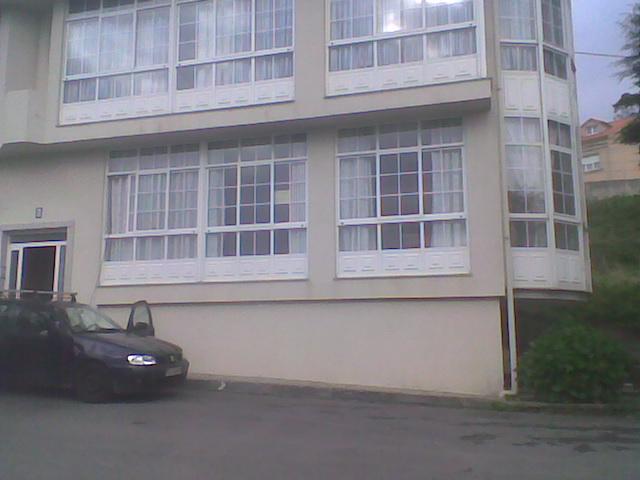 Apartamento de 2 habitaciones en 1a línea de playa, Ferienwohnung in Corcubion