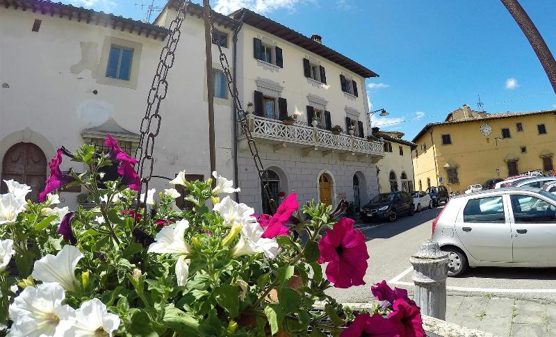 Think Green, vakantiewoning in Barberino Val d'Elsa