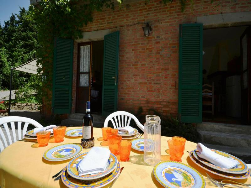 Tavolo da pranzo giardino