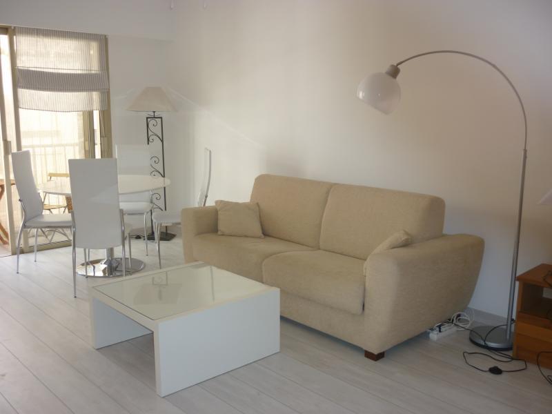 grand studio centre juan à 120m de la mer. parking, holiday rental in Juan-les-Pins