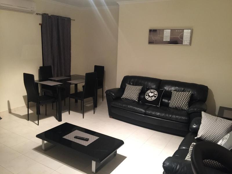 Very Spacious Living Area
