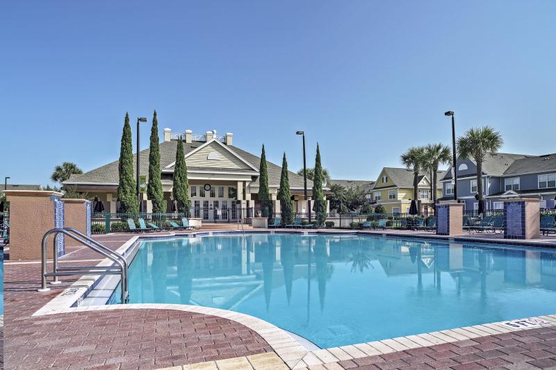 Book this Kissimmee vacation rental for the trip of a lifetime!