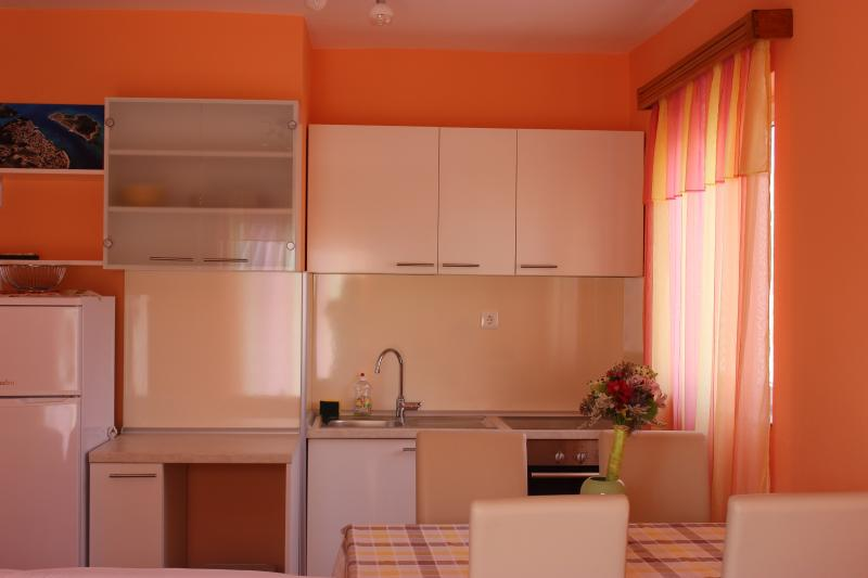 Charming two bedroom apartment, vacation rental in Brodarica