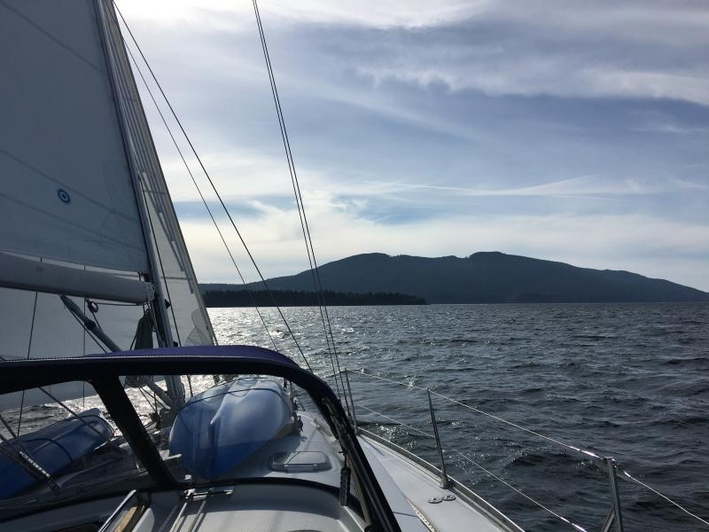 FULLY CREWED SAILBOAT CHARTERS IN THE SAN JUANS, alquiler de vacaciones en Bellingham