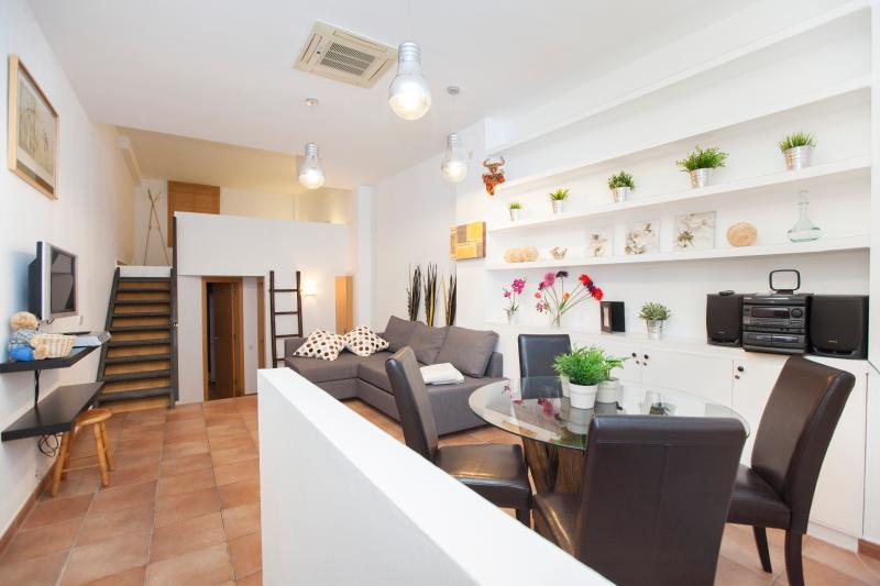 Charming Apartment in Gracia, vacation rental in Barcelona
