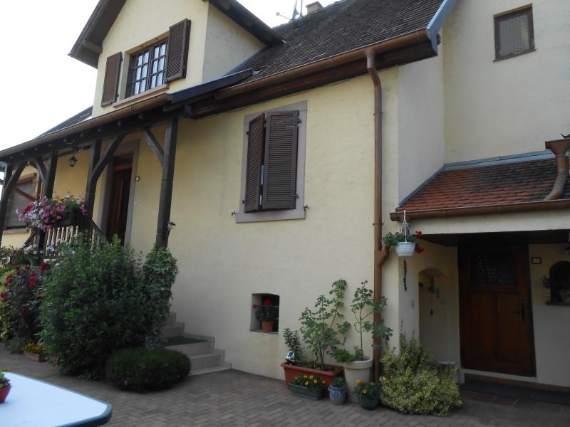 Le Nid'Alsace, holiday rental in Marckolsheim